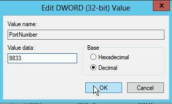 Change Default Remote Desktop Port – Hostway Help Center