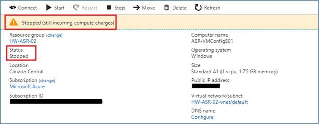 Deallocate Azure Virtual Machines – Hostway Help Center